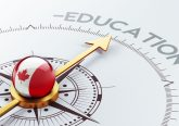 Canada Education Concept